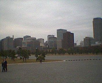 The Imperial Palace Park